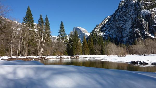 2011 February Yosemite Winter