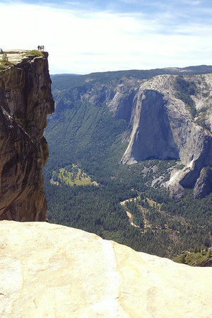 Taft Point and the Fissures 2014