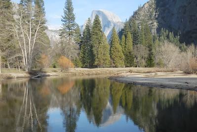 Yosemite Valley 2015 February