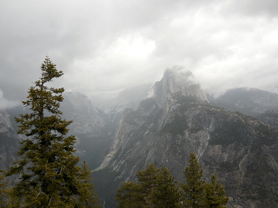 2016 May Glacier Point