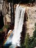 Vernal Falls. Yosemite National Parl.