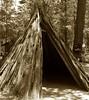 Yosemite Valley Indian Village Umacha Indian Days 6-08