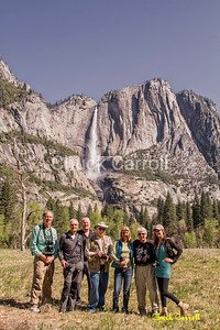 Yosemite National Park - April 26, 2013