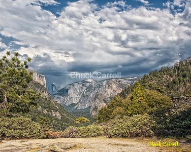 Yosemite National Park - April  2013