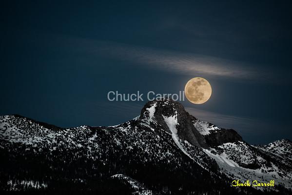 Yosemite National Park - April  2014  - Yosemite Full Moon Tour  - Photo Experience, Sarasota Florida