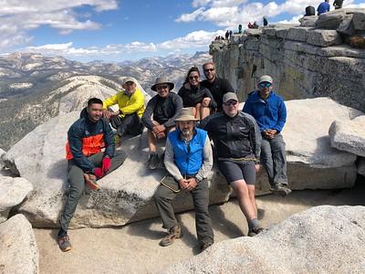 Yosemite Fall 2018