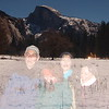 Yosemite Full Moon 1-10-08