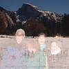 Yosemite Full Moon 1-10-08