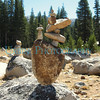 Some interesting Rock Sculpture I found in the Yosemite High Country.