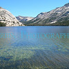 Lake Tenaya in the Yosemite High Country.
