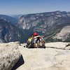 Last of the Seitz kids to do Half Dome!<br /> pc: Joseph Seitz