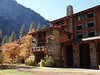 Ahwahnee hotel Yosemite fall