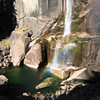 Vernal Falls and Pool