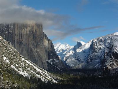 Yosemite snow 1-05