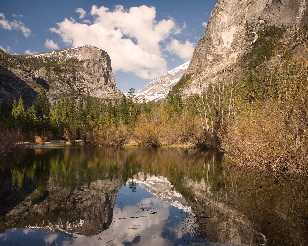 Mirror Lake View