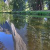 Reflection of El Capitan