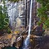 Vernal Falls II - Color