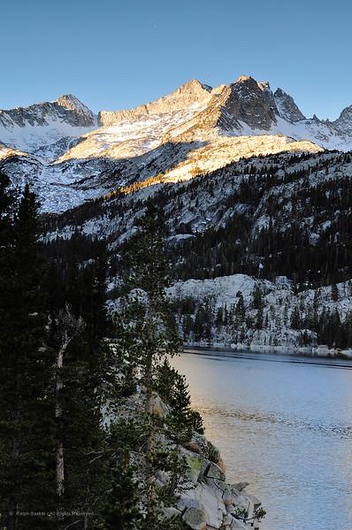 South Lake Sunrise