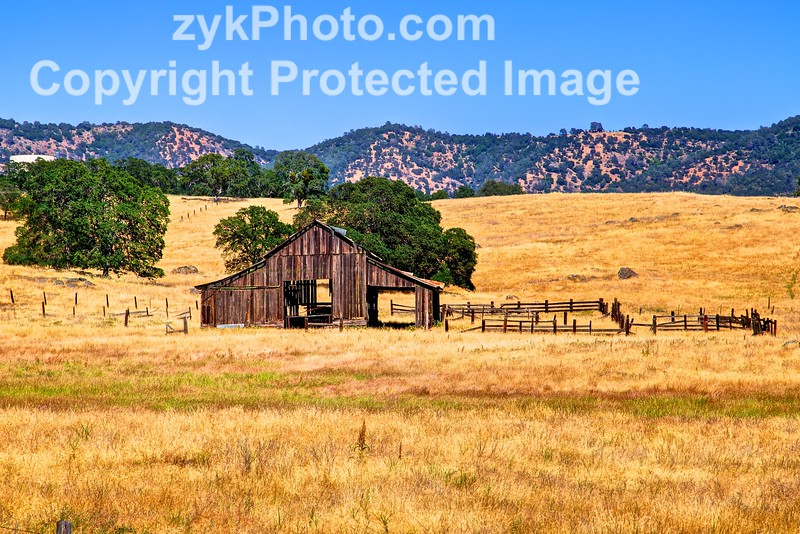 Catheys Valley Barn