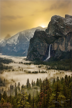 First Light, Yosemite Valley