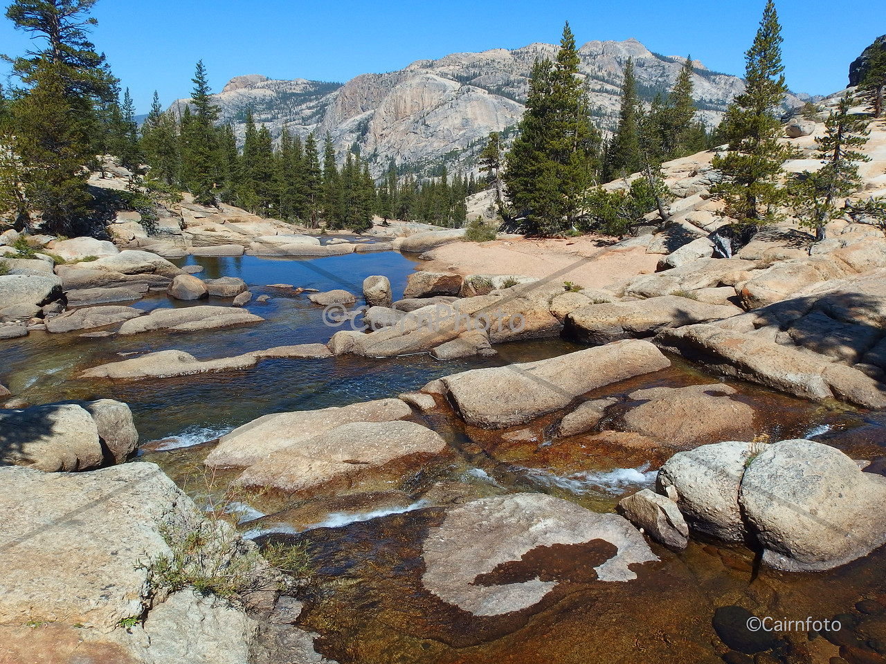 Drought on the Tuolumne