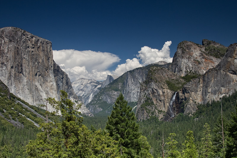 Yosemite Valley, Afternoon