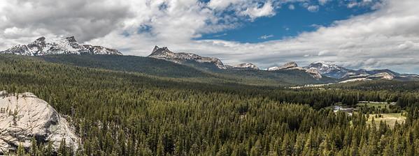 Sierras - Yosemite