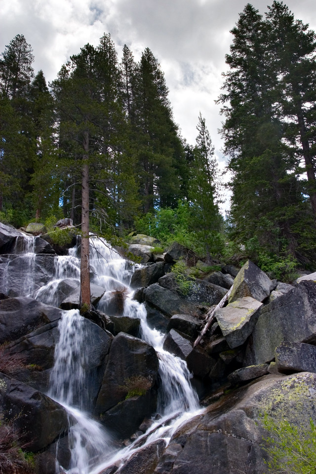 Tioga Cascades
