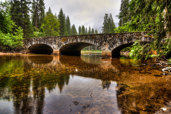 Ahwahnee Bridge
