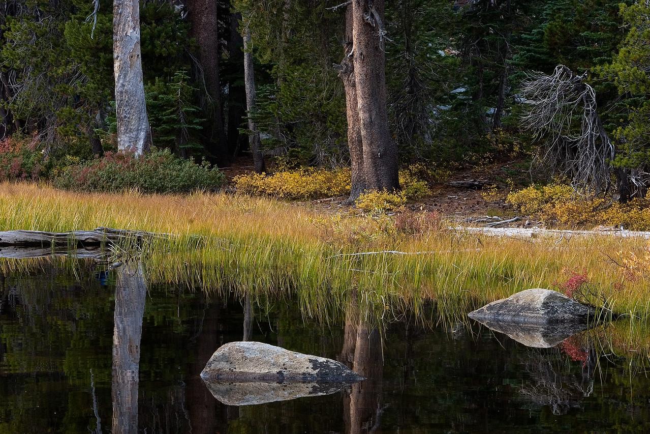 Two Rocks at Siesta Lake