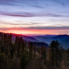 Yosemite - Yosemite West Sunset