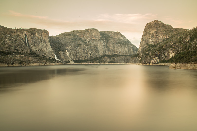 Hetch Hetchy Sunset