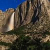 Moonbow, upper Yosemite Falls
