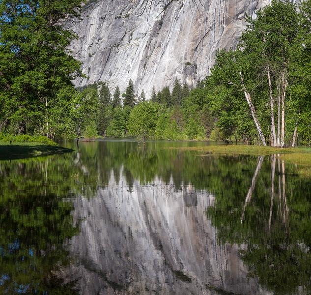 Yosemite Reflections 6400