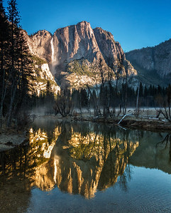 Kemmerer___Yosemite Falls in Early Morning Light