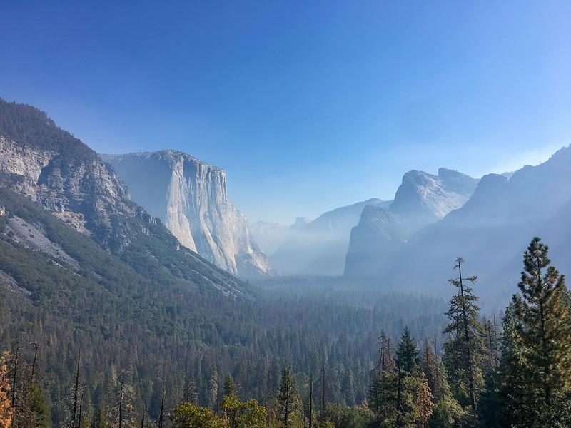 El Capitan and The Valley