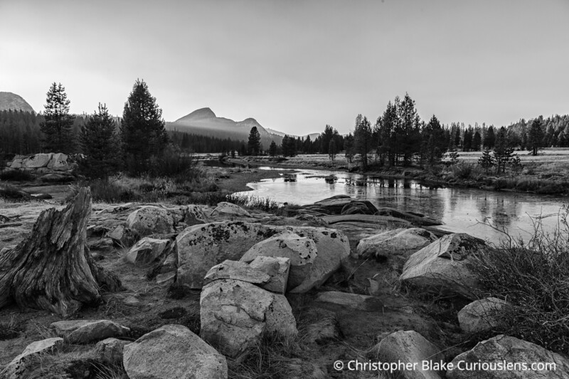 Tuolumne Meadows Rocks