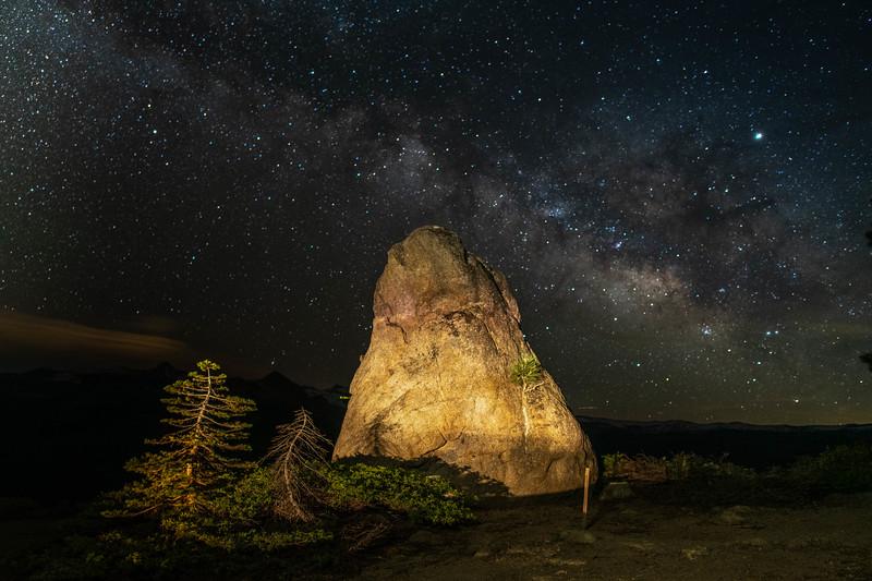 Little pine Little Rock - big Galaxy