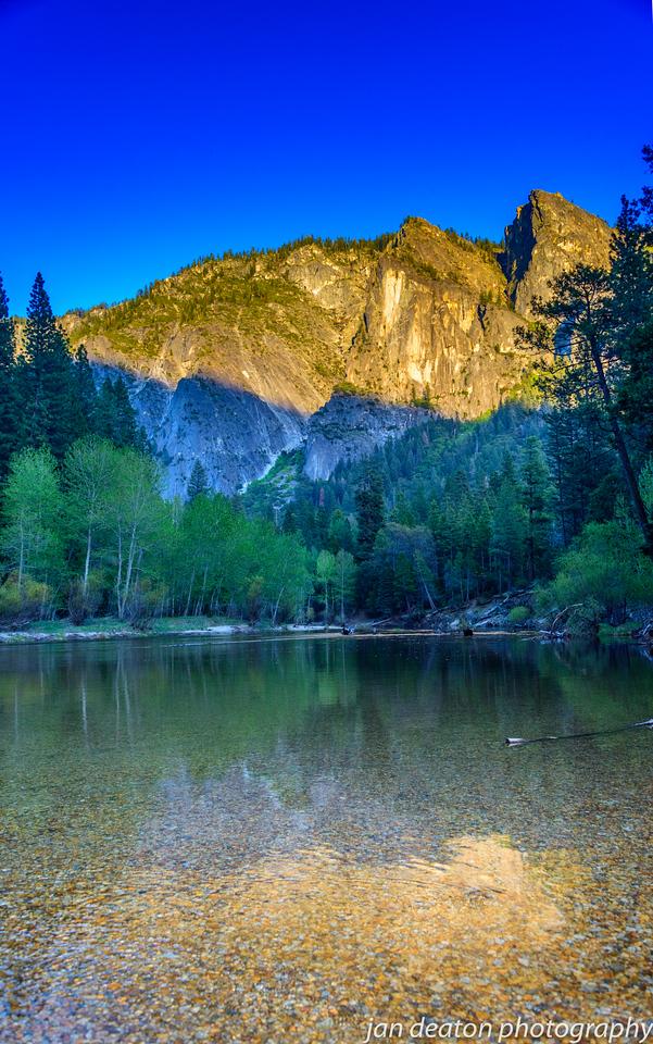 Mountainside Pond