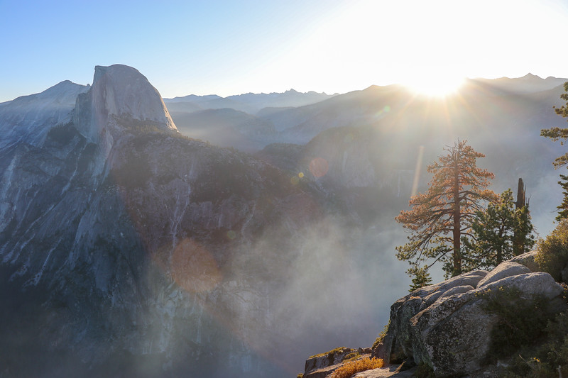 Glacier Point Mist