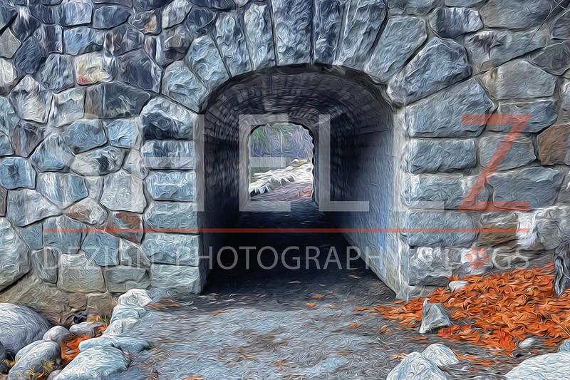 Upper Pines Bridge - Yosemite