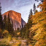 El Capitain Yosemite Fall