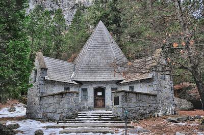 Le Conte Memorial Lodge 12-31-13