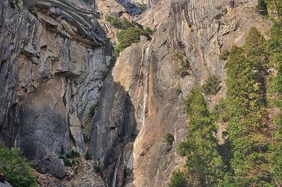 Lower Yosemite Fall 12-29-13