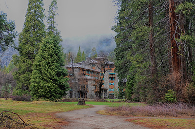 Ahwahnee March 2012