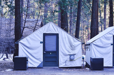 Heated Tent #6