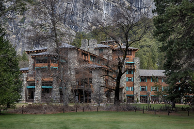 Ahwahnee March 2013.