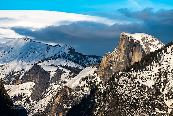 Half Dome. Yosemite, CA