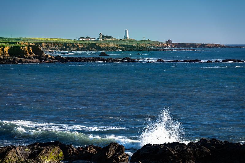 Pt. Piedras Blancas Lighthouse, CA