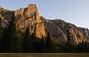 Sentinel Rock Sunset